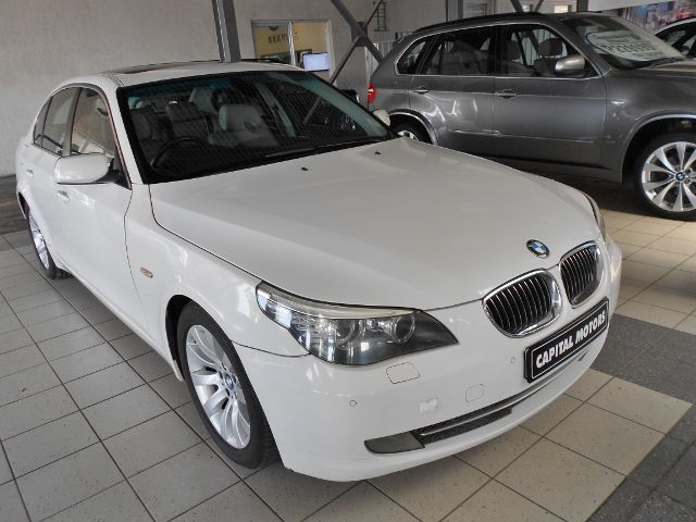2008 Bmw 530i A E60 For Sale 142 356 Km Automatic Transmission