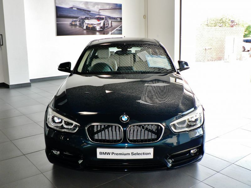2017 bmw 118i for sale 2 030 km automatic transmission. Black Bedroom Furniture Sets. Home Design Ideas