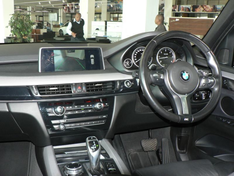 2014 bmw x5 xdrive 40d for sale 53 000 km automatic for Bmw x5 motor for sale