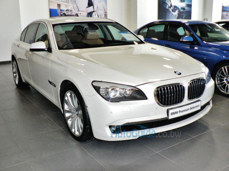 2010 Bmw 750i For Sale 53 372 Km Automatic