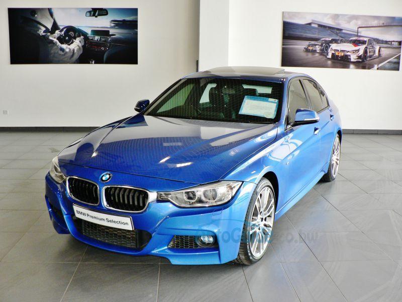 2014 Bmw 320i For Sale 83 000 Km Automatic