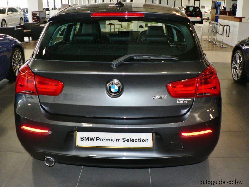 2015 Bmw 118i For Sale 29 700 Km Automatic