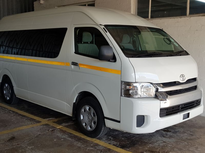 2016 Toyota Quantum GL Bus 14 seater for sale | 88 000 Km ...