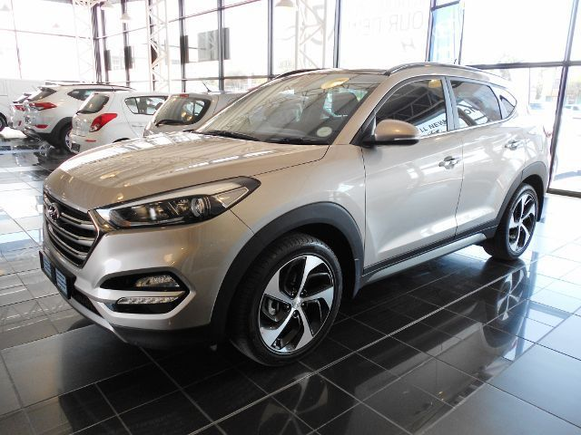 Hyundai Tucson Dct Turbo In Paraguay