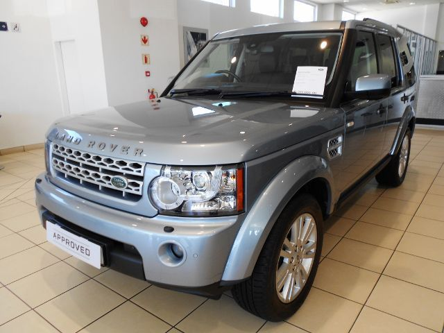 2011 land rover discovery 4 v8 hse for sale   99 740 km   automatic