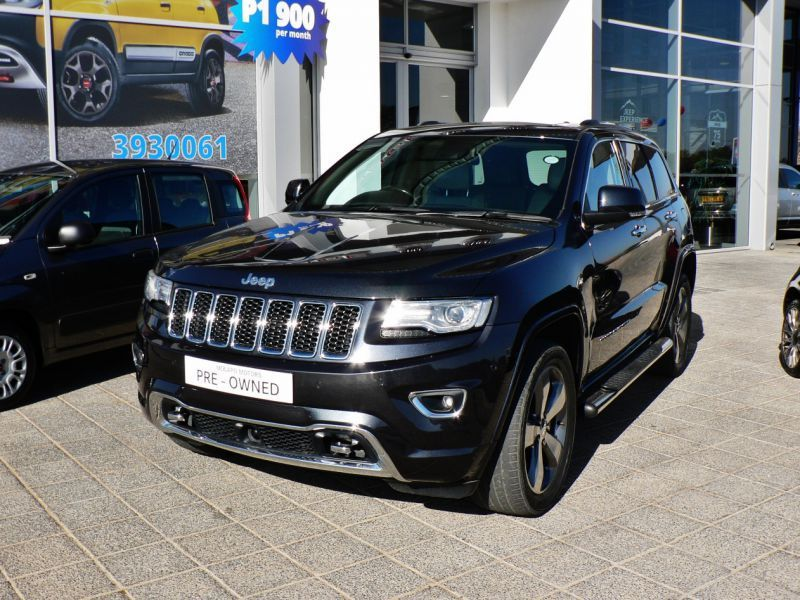2013 jeep grand cherokee overland for sale 59 000 km for Jeep grand cherokee motor for sale