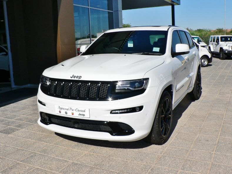 Jeep Grand Cherokee Srt8 In Paraguay