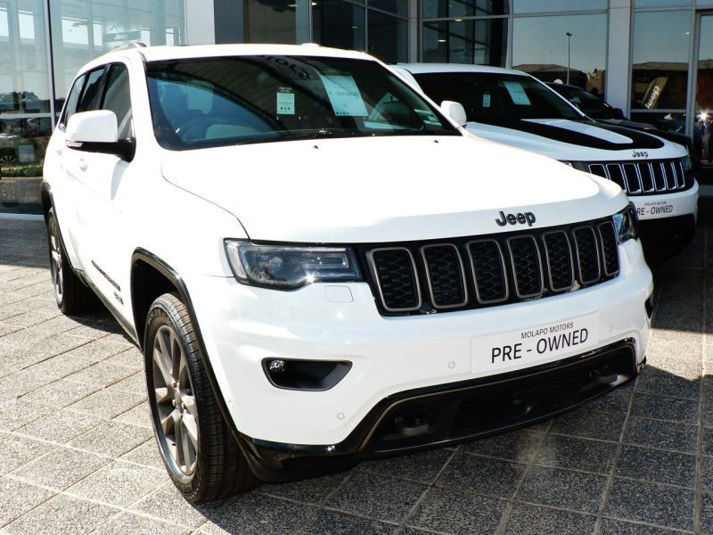 2017 jeep grand cherokee 75th anniversary limited for sale for Jeep grand cherokee motor for sale