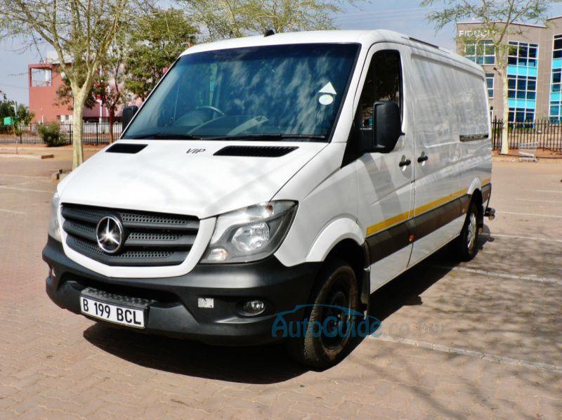 Used Mercedes Benz Sprinter 311 Cdi Panel Van For In Gaborone Botswana