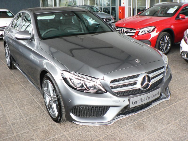 2017 Mercedes Benz C200 Amg For Sale 20 Km Automatic