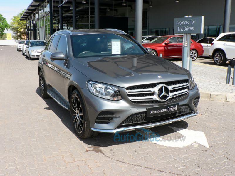 2016 Mercedes Benz Glc 250 For Sale 42 000 Km