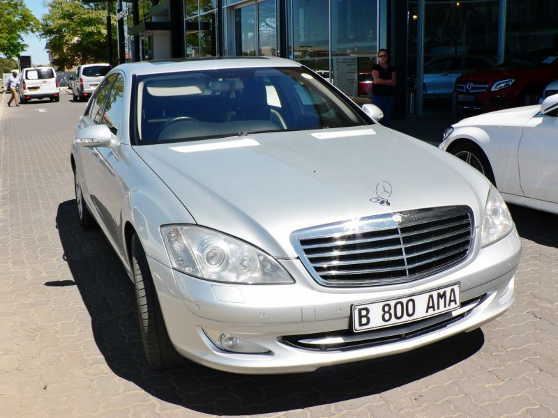 2007 mercedes benz s500 for sale 201 500 km automatic for Mercedes benz s500 2007