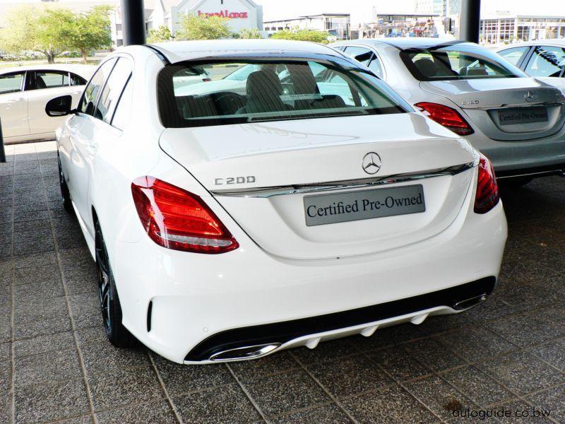 2018 Mercedes Benz C200 Edition C For Sale 5 000 Km Automatic