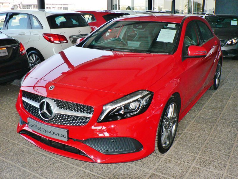 2017 mercedes benz a200 amg for sale 20 km automatic. Black Bedroom Furniture Sets. Home Design Ideas