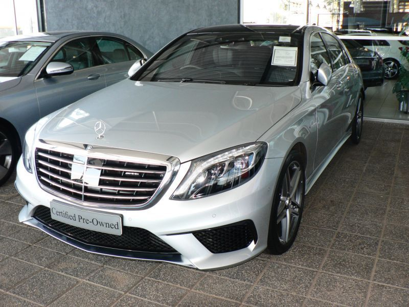 2016 mercedes benz s63 amg for sale 11 500 km for Mercedes benz s63 for sale