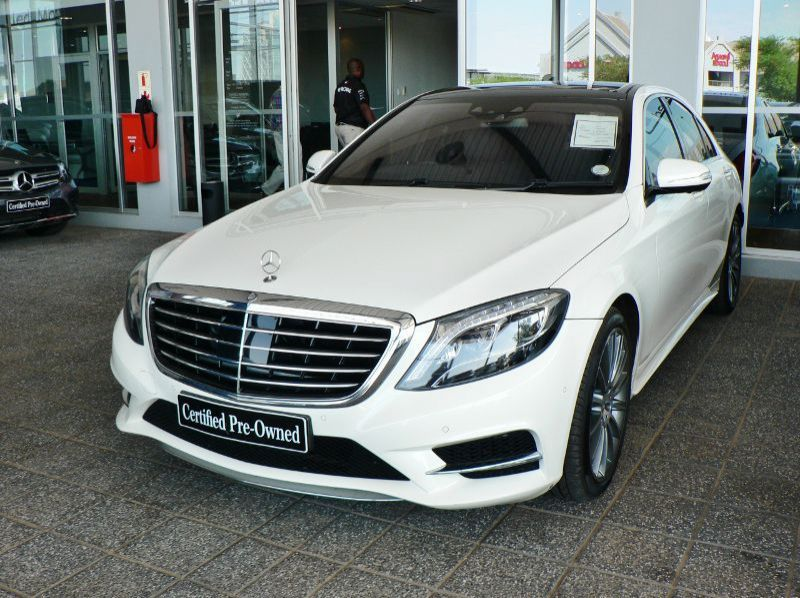 Used Mercedes-Benz S500  for sale in Gaborone, Botswana
