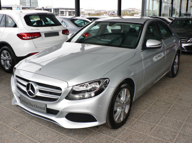 Used Mercedes-Benz C200  for sale in Gaborone, Botswana