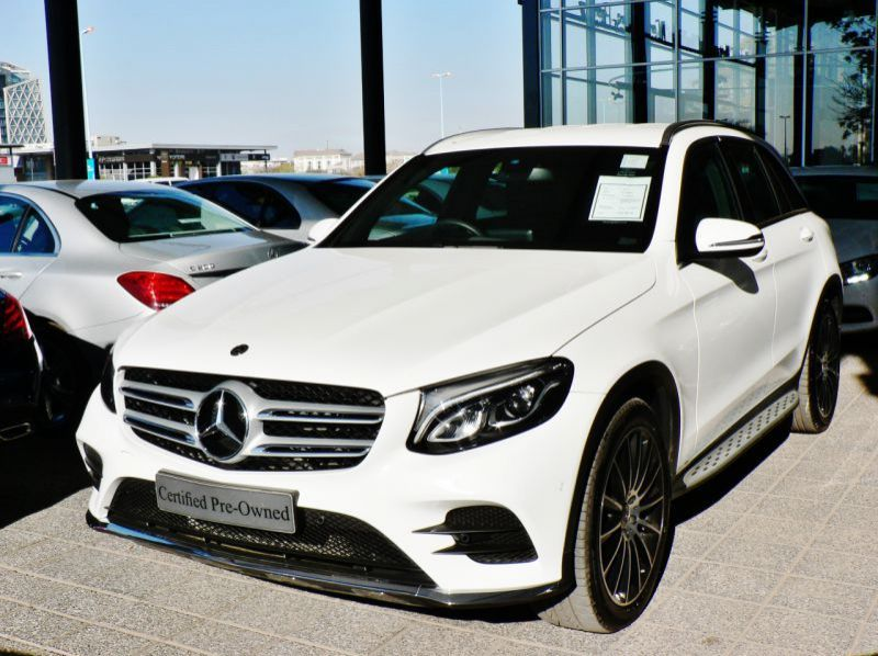 Used Mercedes-Benz GLC 250 D  for sale in Gaborone, Botswana