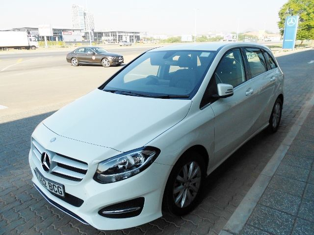 Used Mercedes-Benz B200 BE  for sale in Gaborone, Botswana