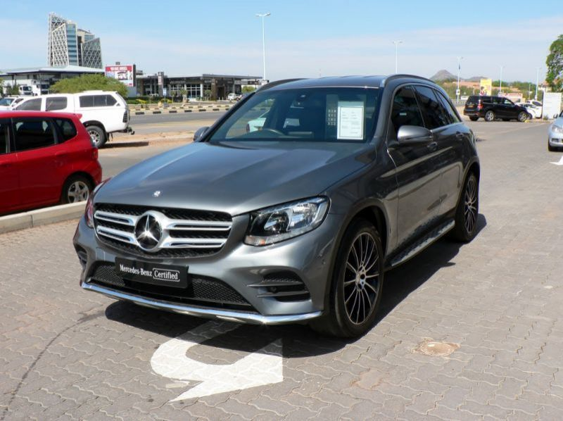 Used Mercedes-Benz GLC 250  for sale in Gaborone, Botswana