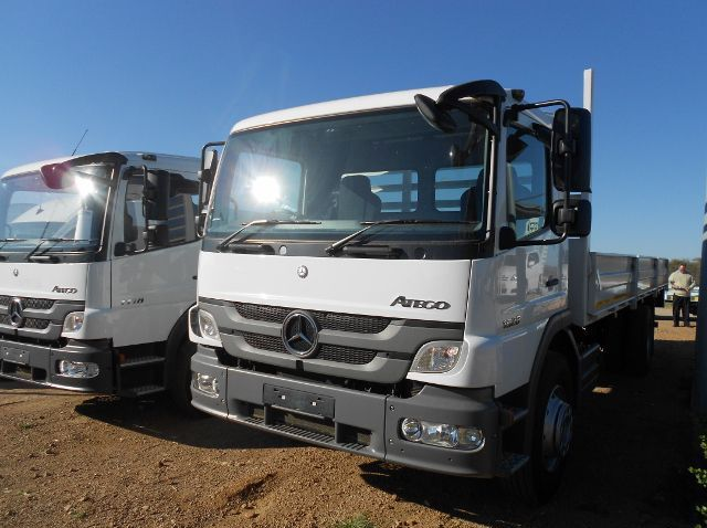 Used Mercedes-Benz 1528 Atego  for sale in Gaborone, Botswana
