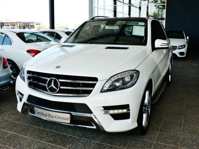 Used Mercedes-Benz ML 350D  for sale in Gaborone, Botswana