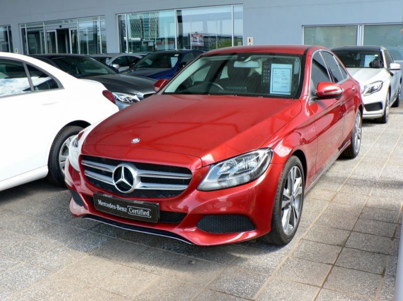 Used Mercedes-Benz C250 D  for sale in Gaborone, Botswana