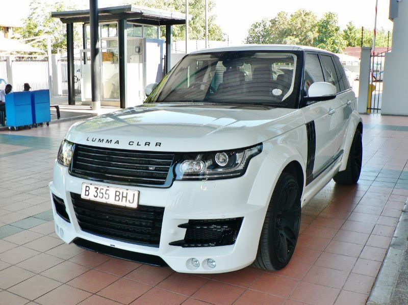 Used Land Rover Range Rover Lumma CLRR V8  for sale in Gaborone, Botswana