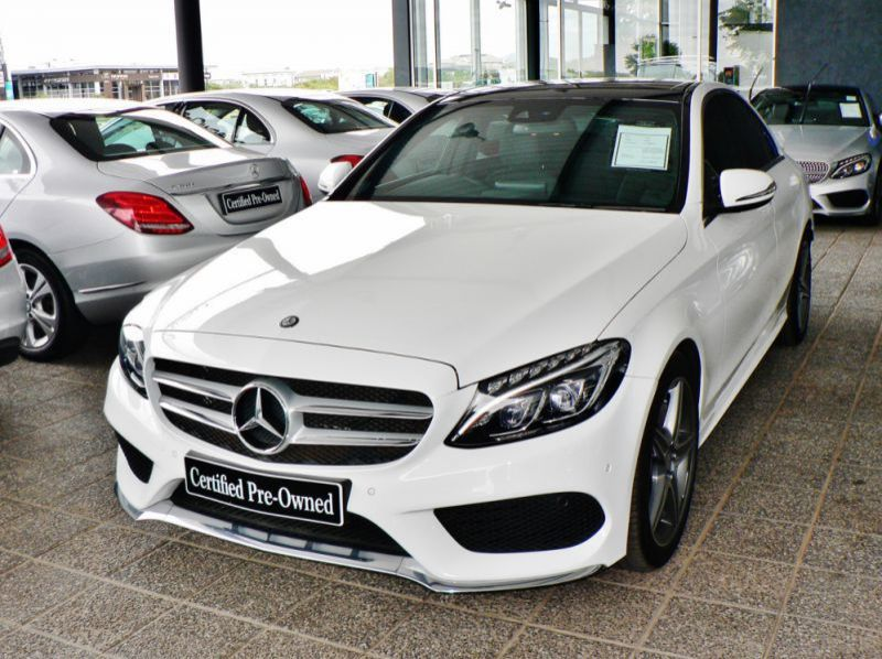 Used Mercedes-Benz C300 AMG  for sale in Gaborone, Botswana