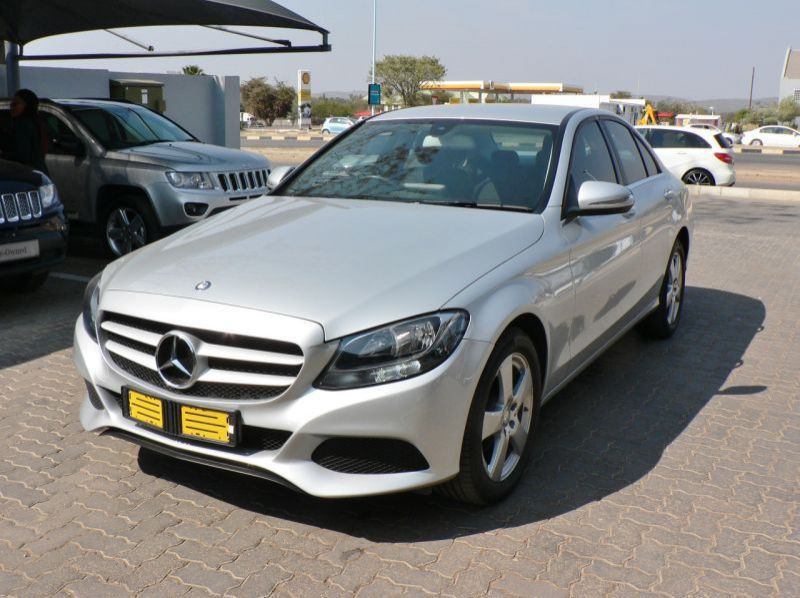 Used Mercedes-Benz C180  for sale in Gaborone, Botswana