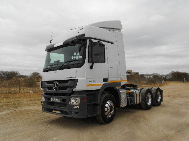 Used Mercedes-Benz Actros 26  for sale in Gaborone, Botswana