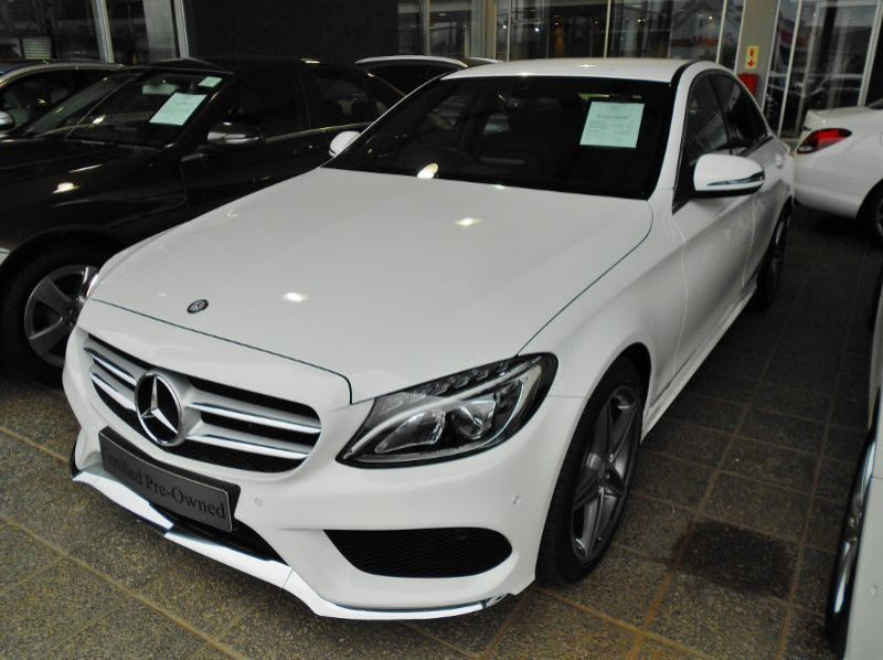 Used Mercedes-Benz C200 AMG  for sale in Gaborone, Botswana