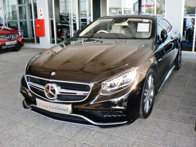 Used Mercedes-Benz S63 AMG  for sale in Gaborone, Botswana