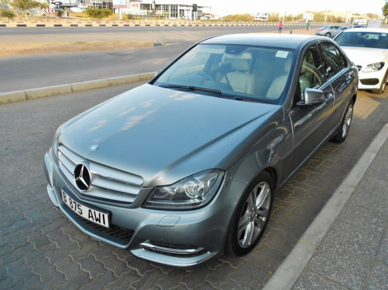 Used Mercedes-Benz C200 CGi  for sale in Gaborone, Botswana