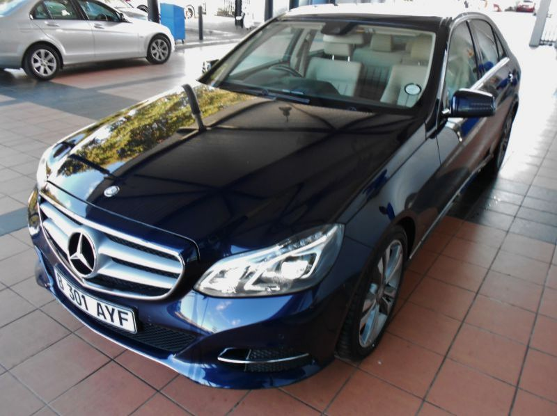 Used Mercedes-Benz E350 Bluetec  for sale in Gaborone, Botswana