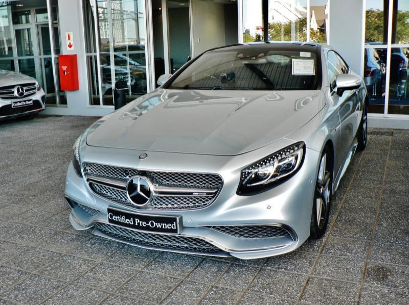 Used Mercedes-Benz S65 AMG Coupe  for sale in Gaborone, Botswana