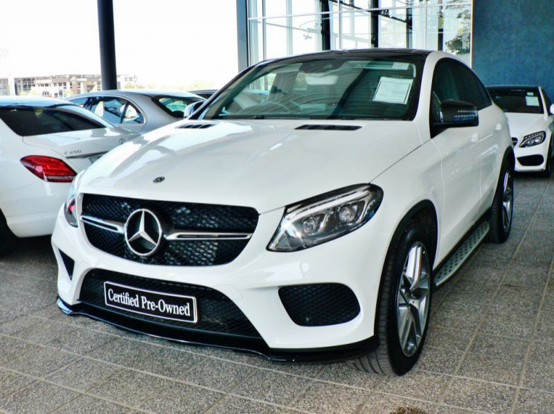 Used Mercedes-Benz GLE 350D  for sale in Gaborone, Botswana