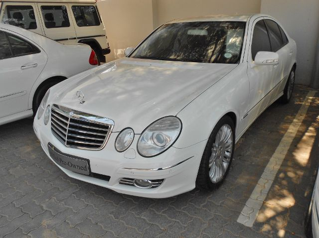 Used Mercedes-Benz E280  for sale in Gaborone, Botswana