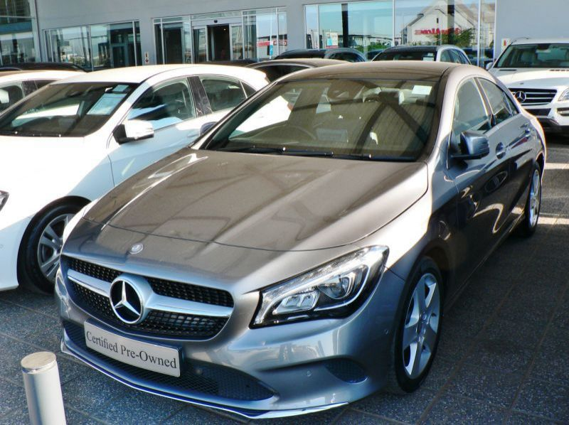 Used Mercedes-Benz CLA 220 D  for sale in Gaborone, Botswana