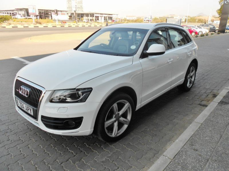Used Audi Q5 Quattro  for sale in Gaborone, Botswana