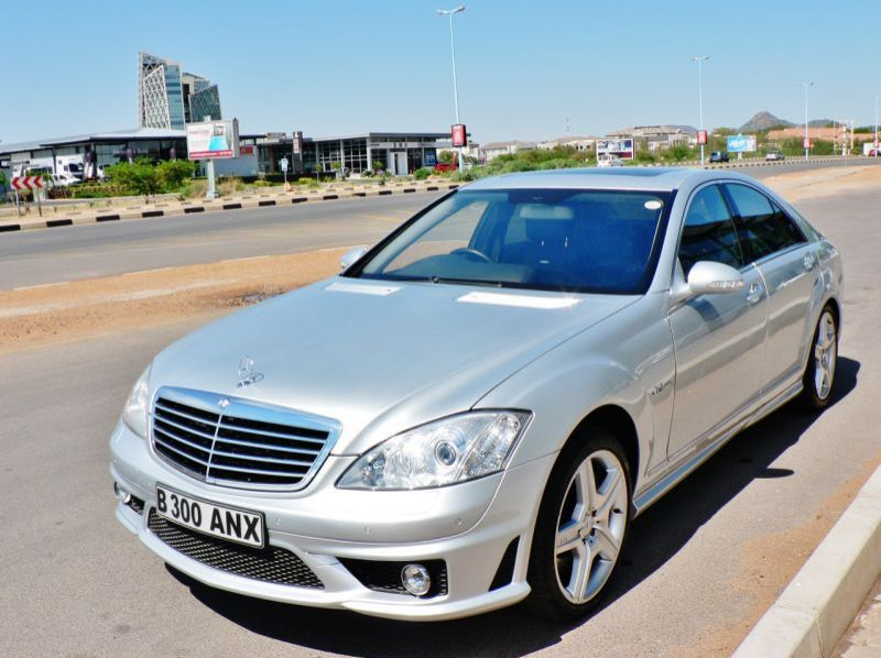 Used Mercedes-Benz S63  for sale in Gaborone, Botswana