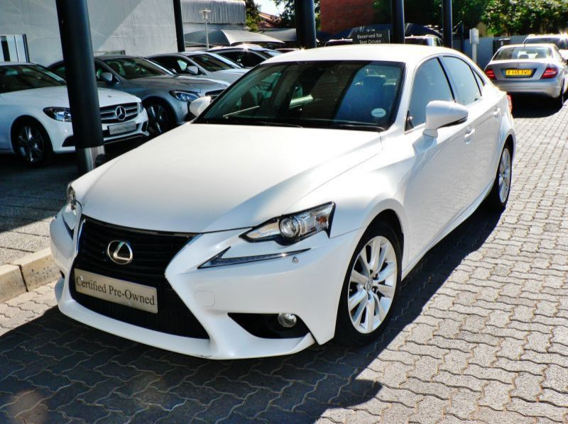 Used Lexus IS 350  for sale in Gaborone, Botswana