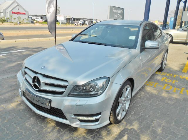 Used Mercedes-Benz C250 Coupe  for sale in Gaborone, Botswana