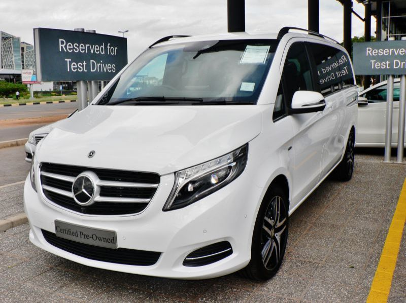 Used Mercedes-Benz Vito 250 D  for sale in Gaborone, Botswana