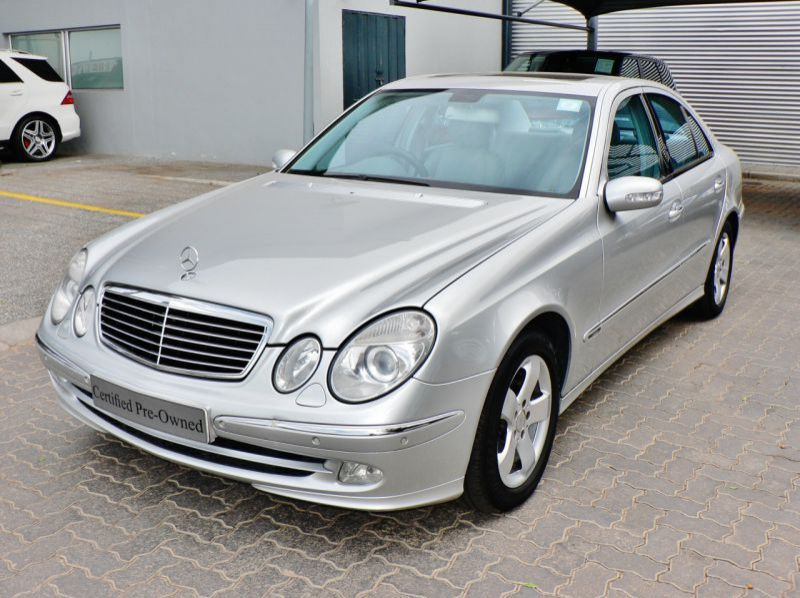 Used Mercedes-Benz E320  for sale in Gaborone, Botswana