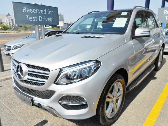 Used Mercedes-Benz GLE 350 D  for sale in Gaborone, Botswana