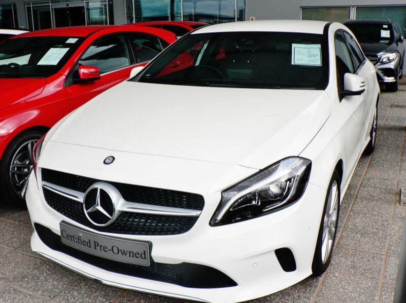 Used Mercedes-Benz A200  for sale in Gaborone, Botswana
