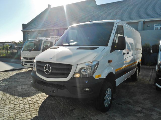 Used Mercedes-Benz Sprinter 315 CDi 4x4  for sale in Gaborone, Botswana