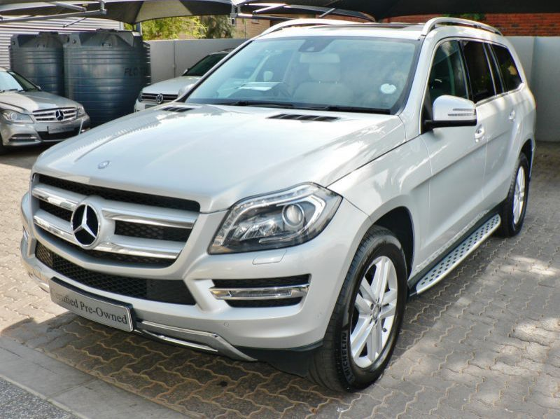Used Mercedes-Benz GL 350 Bluetec  for sale in Gaborone, Botswana