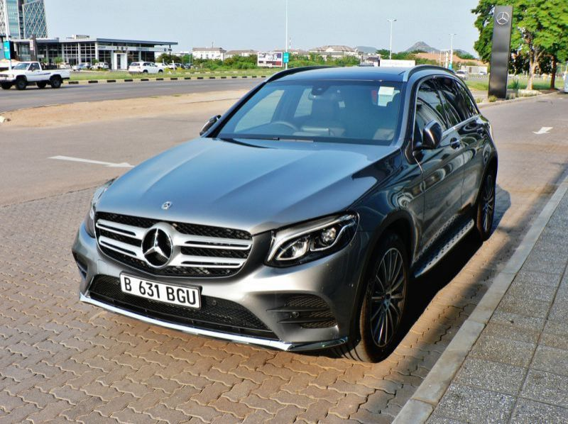Used Mercedes-Benz GLC 220D  for sale in Gaborone, Botswana